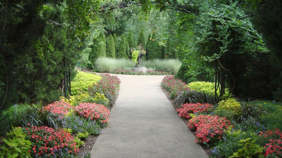 Cheekwood Estate & Gardens Website Design